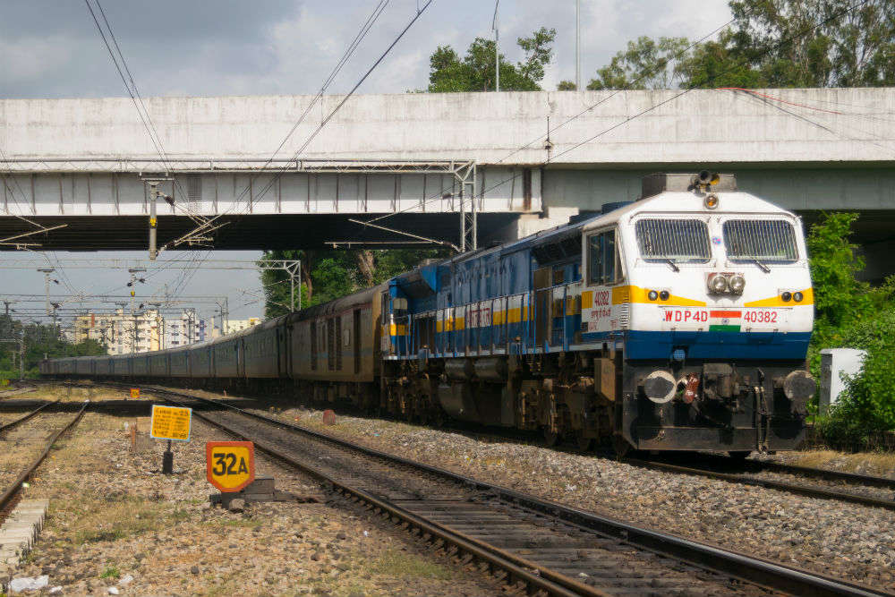 Pune to Patna Holi special train launched by the East Central Railway to tackle festival rush