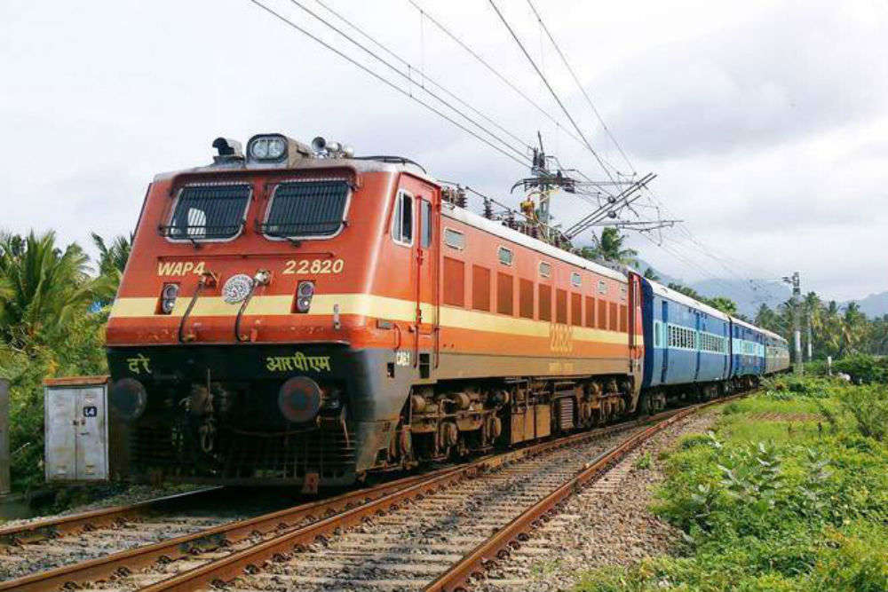 Train coaches and special trains can now be booked online through IRCTC