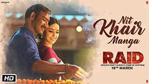 Raid | Song - Nit Khair Manga