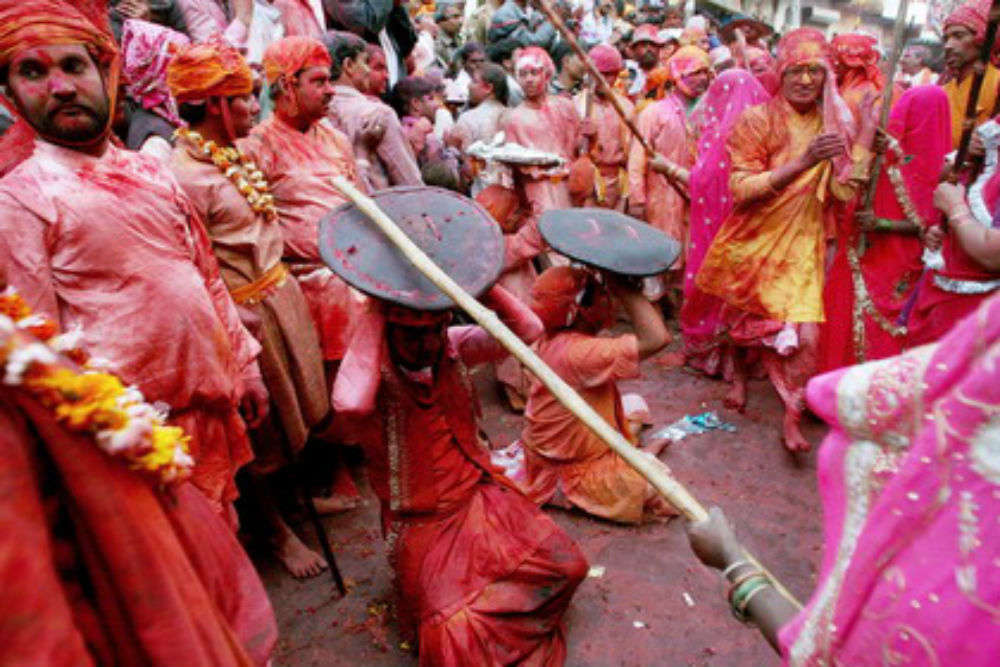 Unique Holi traditions in North, East, West and South of India
