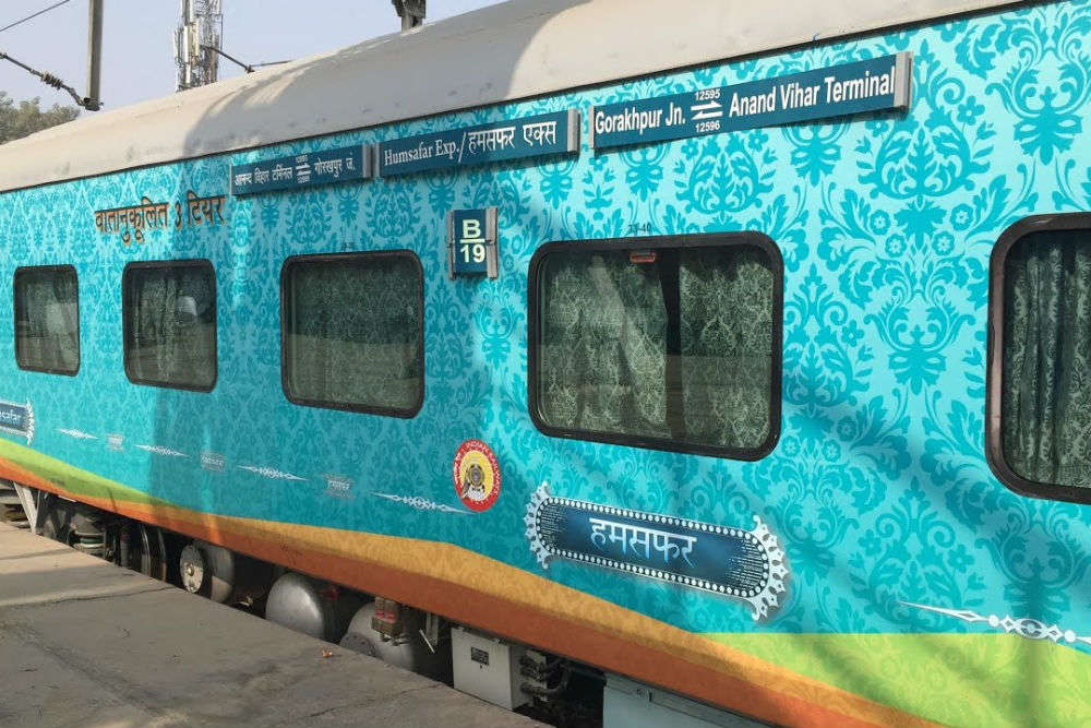 Newly introduced Palace Queen Humsafar Express train to connect Mysuru and Udaipur