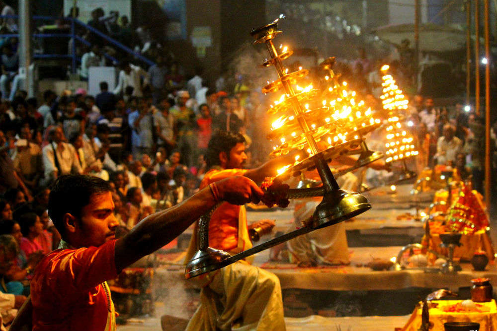 Holi celebration in Varanasi – what to expect?