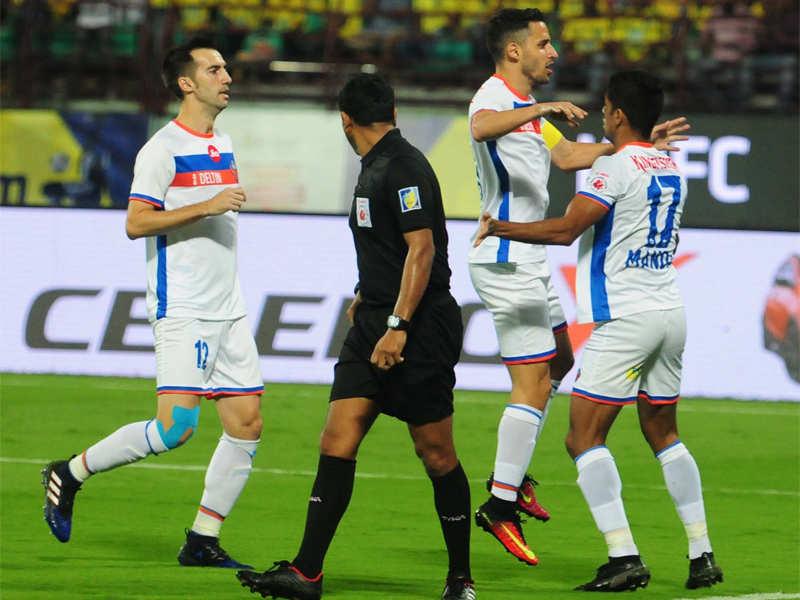 ISL Live Score: FC Goa vs Delhi Dynamos FC - The Times of India