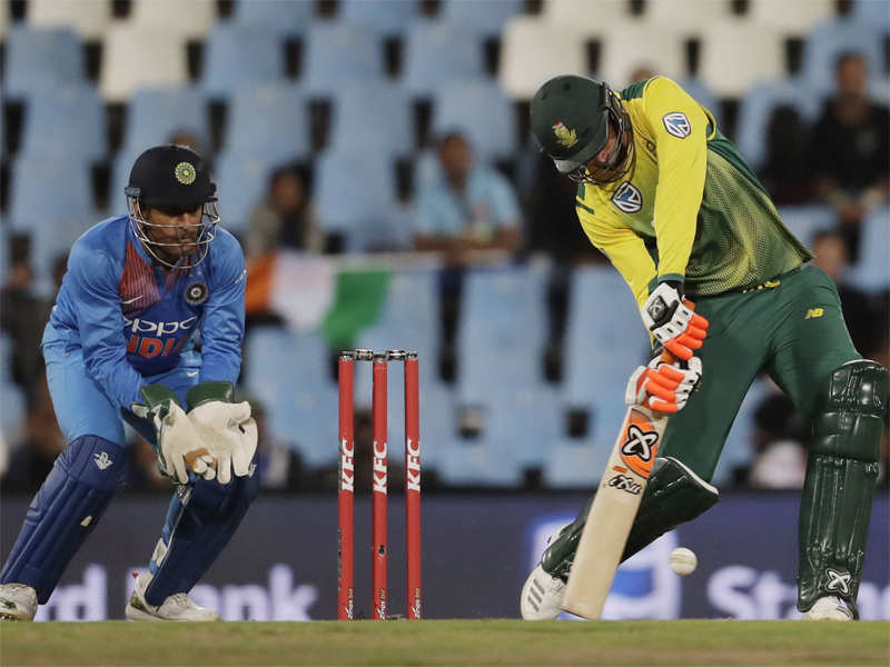 India Vs South Africa 2018 2nd T20I South Africa Beat