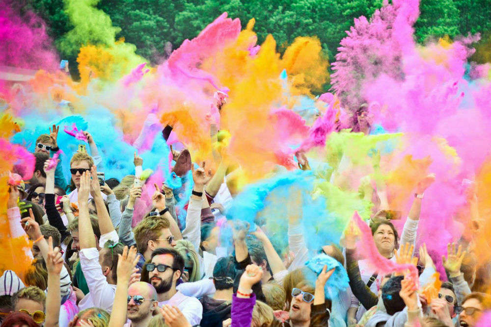Holi parties in Bangalore for electrifying celebrations