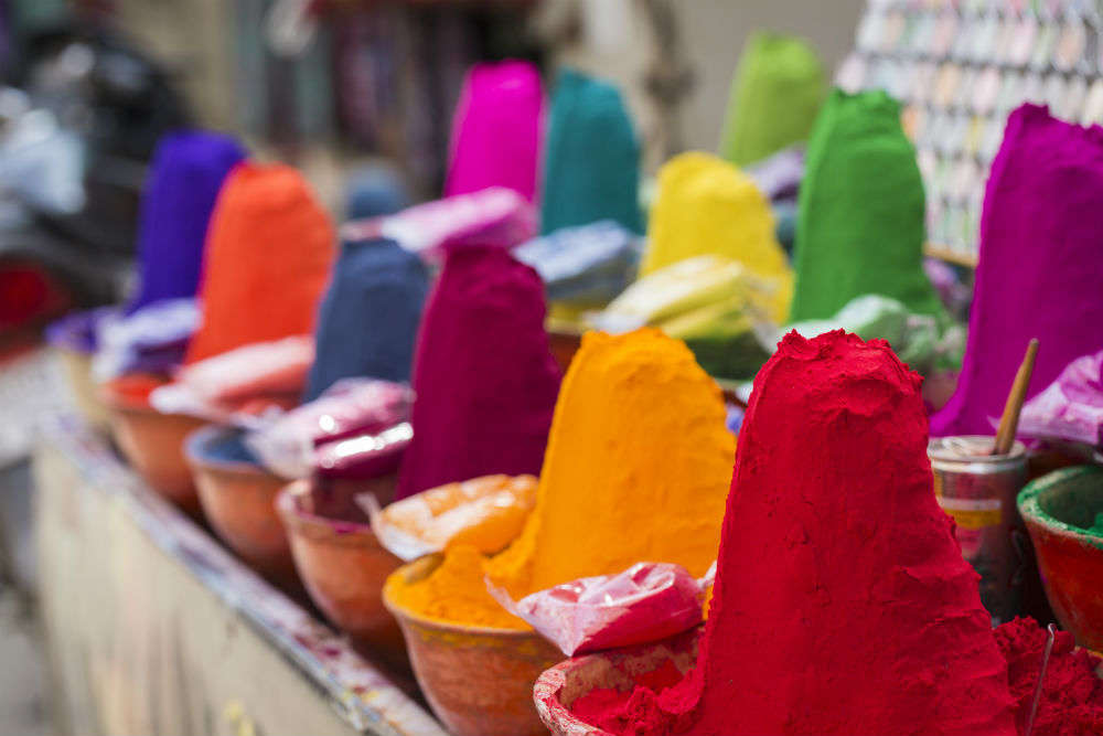 Organic Holi: best places to buy natural colours in Mumbai