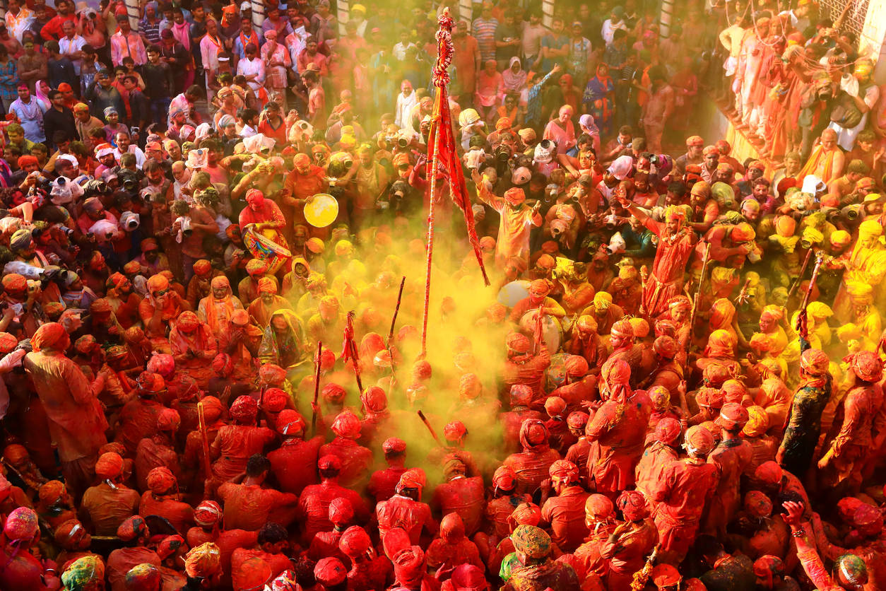 Holi 2018: Indian destinations to celebrate an unforgettable Holi