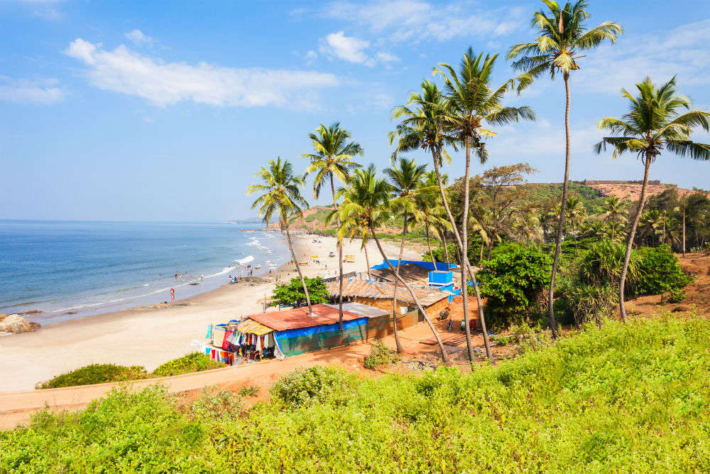 Agonda beach in Goa tops the list of Travellers' Choice Awards in Asia