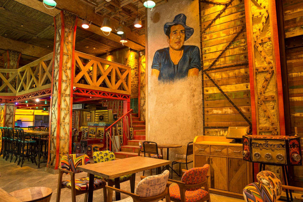 Dharmendra themed Murthal restaurant opens its gates to guests