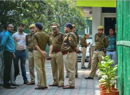 Delhi CS assault case: Police seize hard disk of CCTV system from Arvind Kejriwal's residence - Times of India