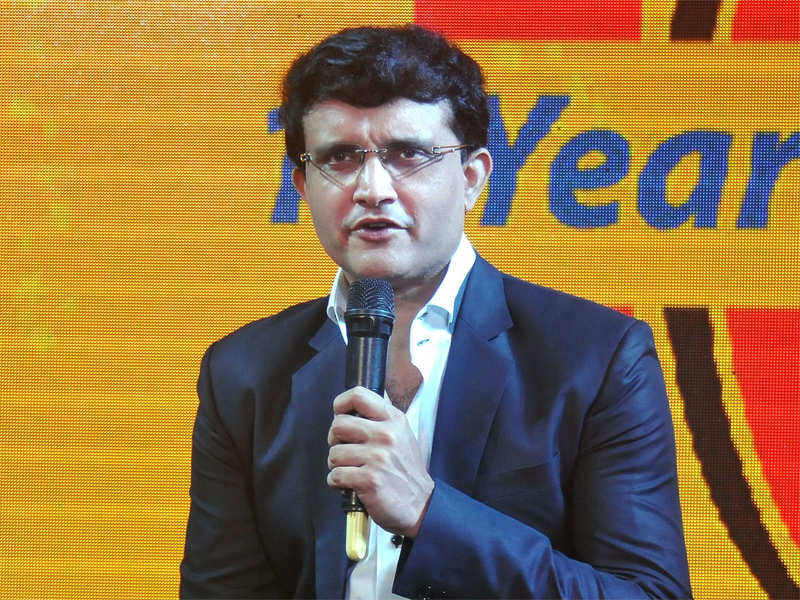 Without Twenty20, cricket cannot survive: Sourav Ganguly - Times of India