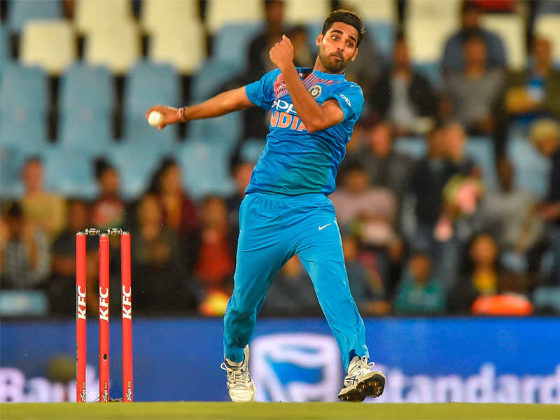 We are ready to go to England and Australia: Bhuvneshwar Kumar - Times of India