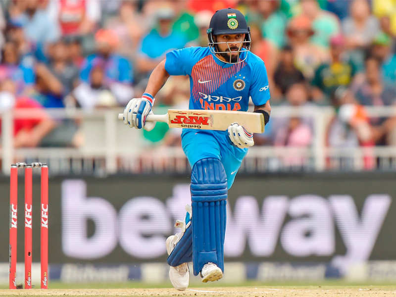 Ever-hungry Virat Kohli wants more from India - Times of India