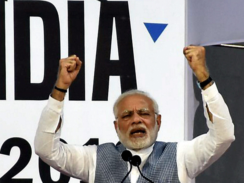 Let's build a 'new India' free of casteism, communalism: PM Modi - Times of India