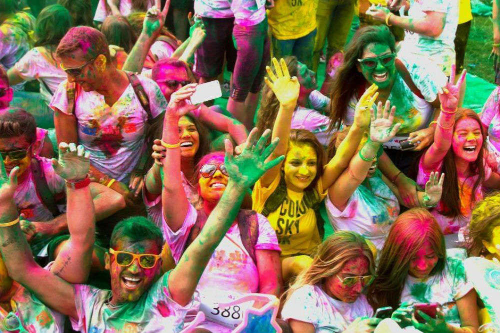 Holi 2018: Holi parties in Delhi you can't afford to skip!