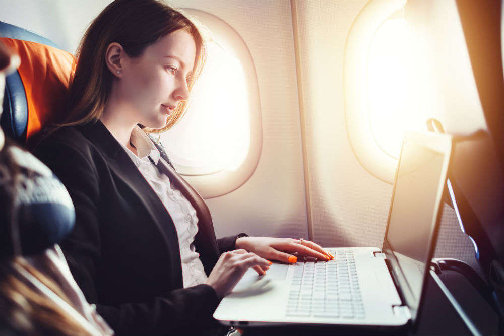 Leading telecom operator to provide in-flight data connectivity