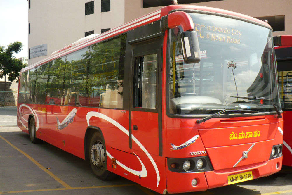 Bangalore's BMTC buses to provide boarding passes