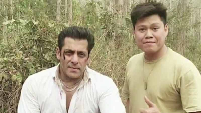 Salman Khan shoots for next schedule of 'Race 3' in Thailand