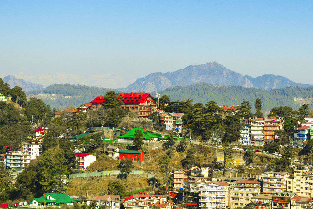 'Green Fee' likely to be imposed on tourists in Shimla from March 31