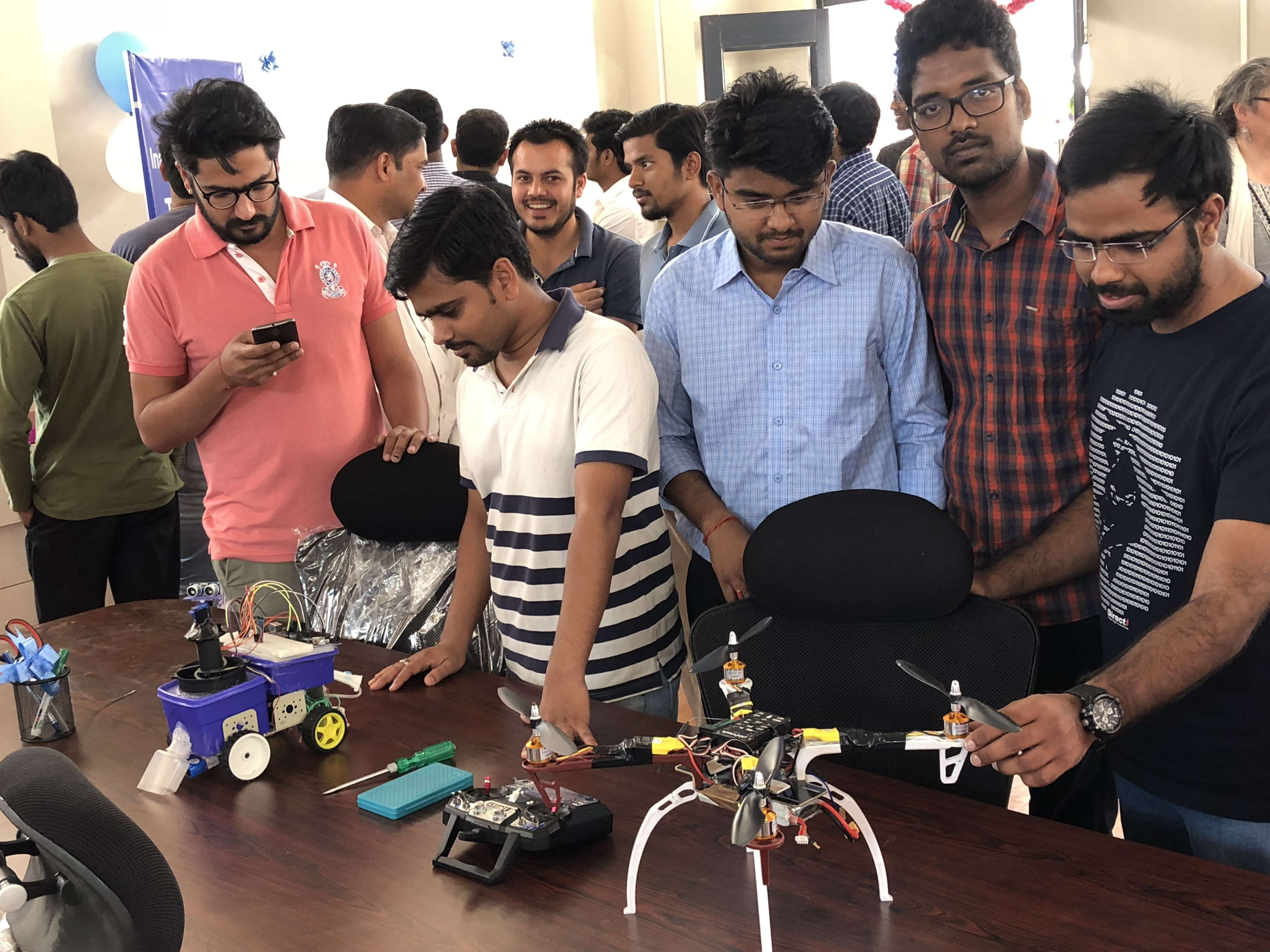 Iit h launches tinkerers lab for do it yourself projects iit h launches tinkerers lab for do it yourself projects times of india solutioingenieria Images
