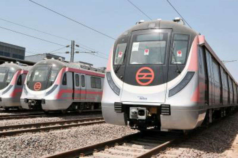 Delhi Metro's Pink Line to start functioning from this week