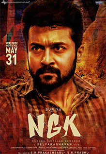 NGK Movie: Showtimes, Review, Songs, Trailer, Posters, News