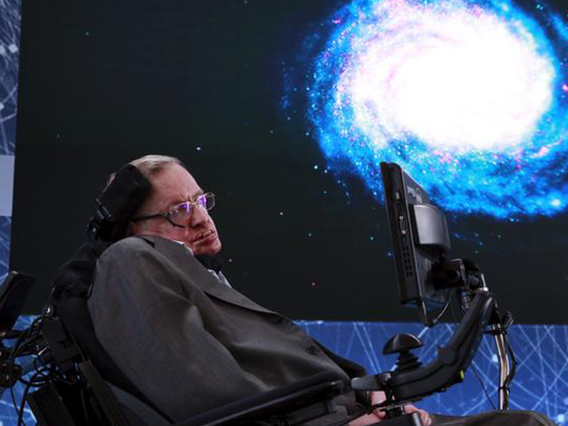 Nothing existed before Big Bang: Stephen Hawking - Times of India