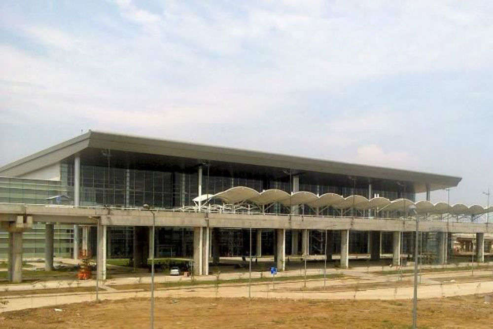 Chandigarh International Airport will soon be countering fog with CAT-III-B ILS technology