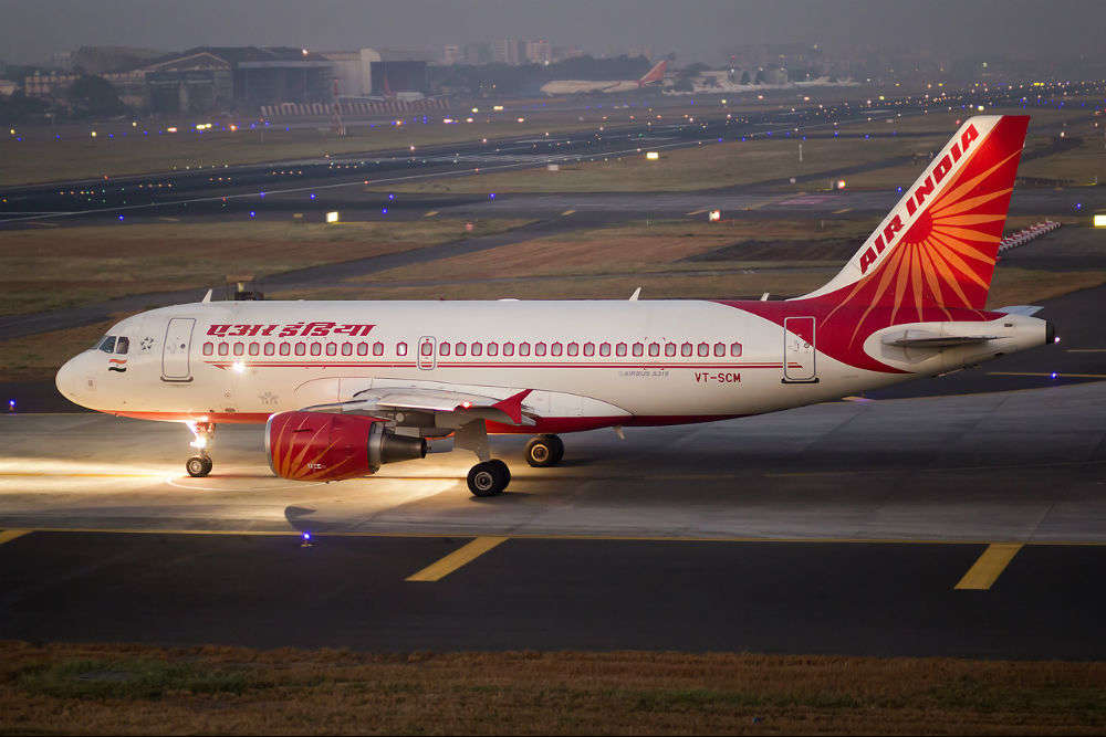 Air India celebrates Women's Day by flagging off all-women crew flight from Kolkata
