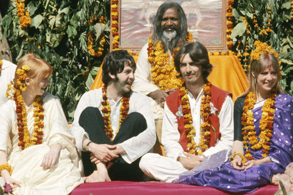 50th anniversary of The Beatles' visit – celebration in Rishikesh