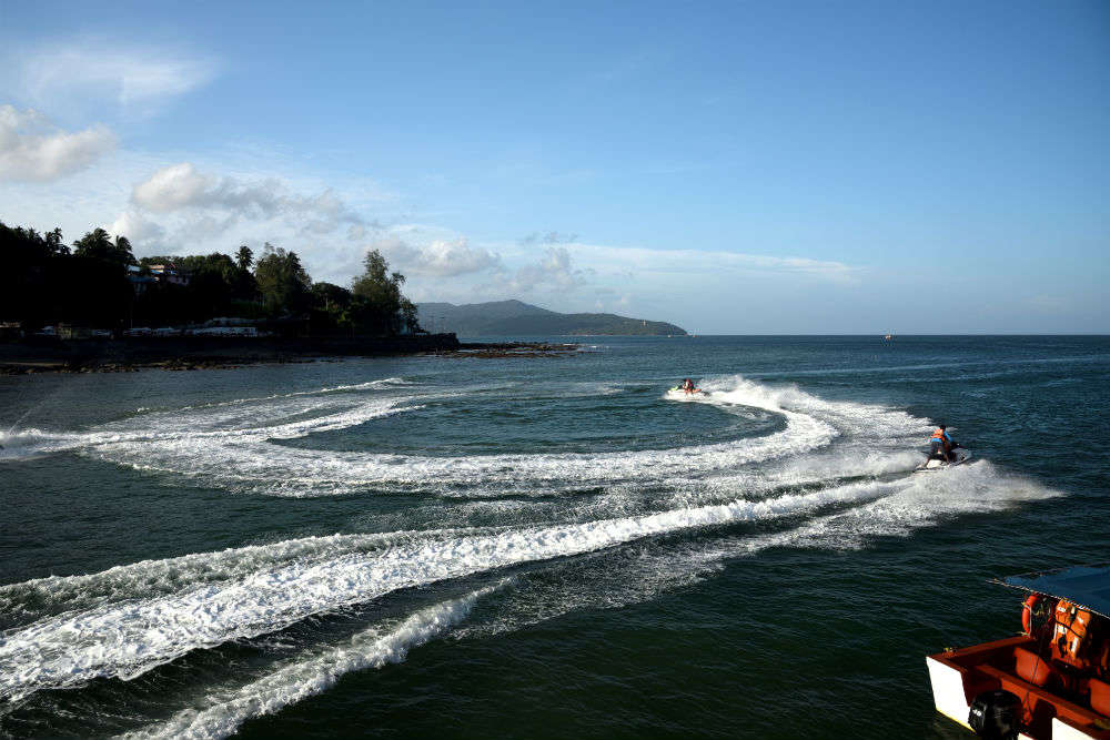 4 things that make Port Blair a spring break haven