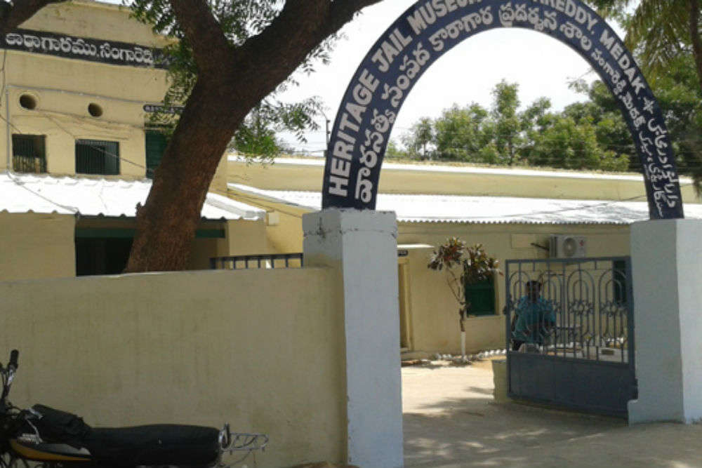 Pay INR 500 at this 216-year-old Indian jail to experience how it feels to live in a prison
