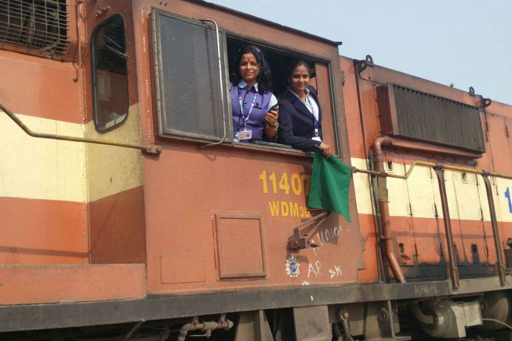 Indian Railways deploy all-women crew on-board across several trains on Women's Day