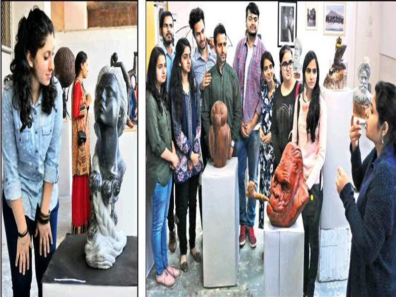 Gca 15 00 Works To Be Put Up At Gca S Annual Art Show Chandigarh News Times Of India