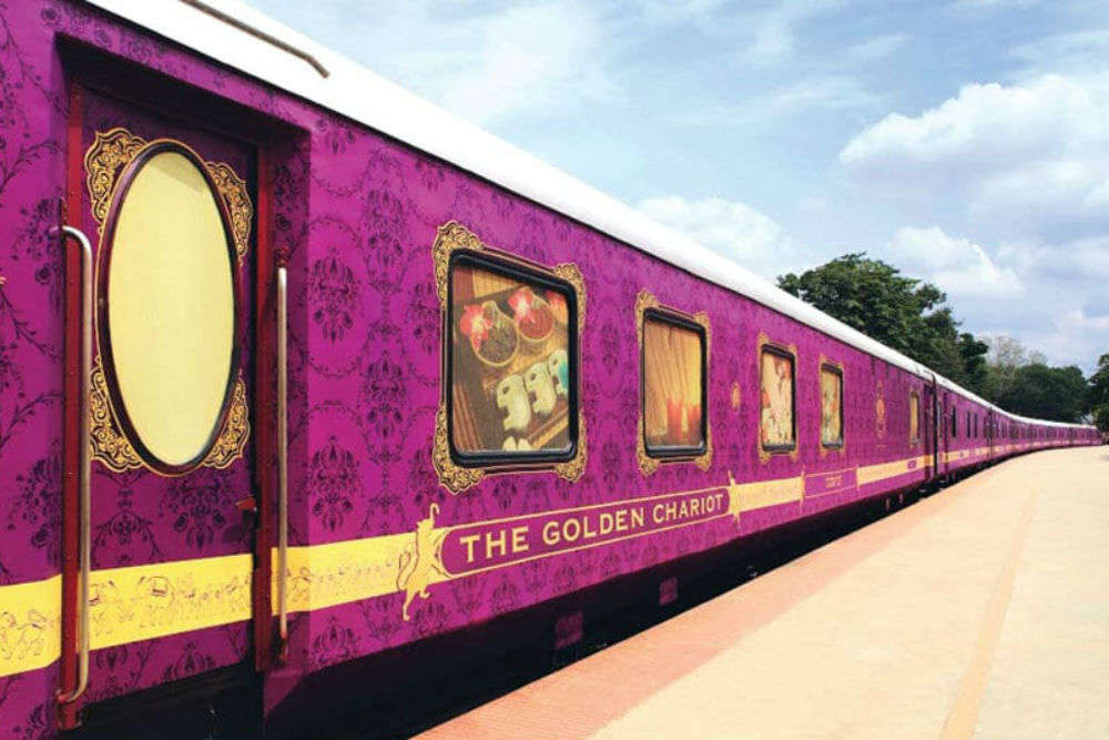 Golden Chariot to introduce short train trips to attract more tourists