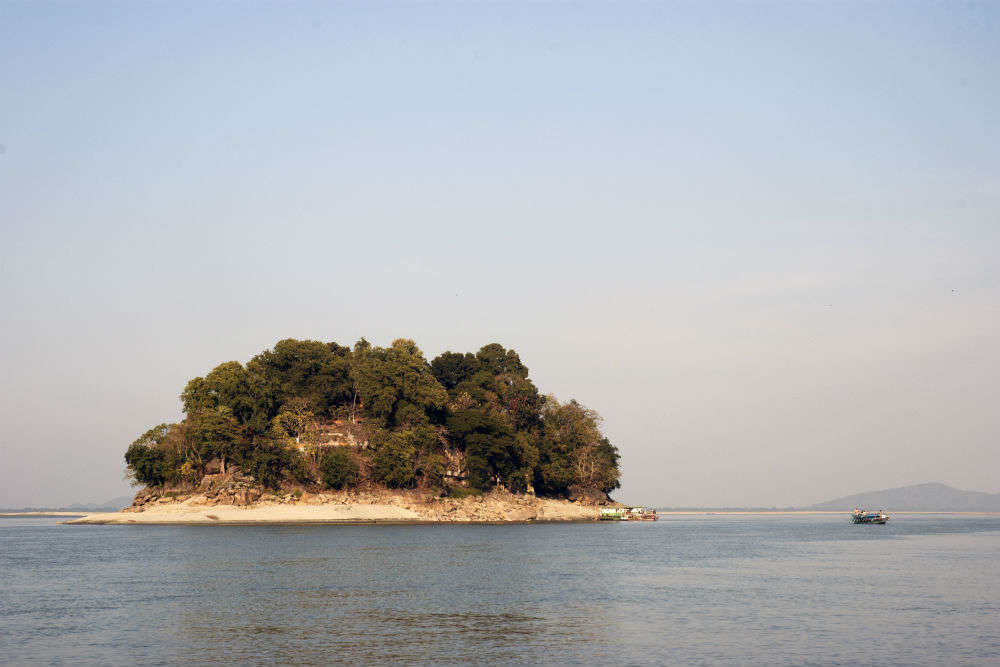 A trip to Umananda Island in Assam will be any wanderer's dream, know why