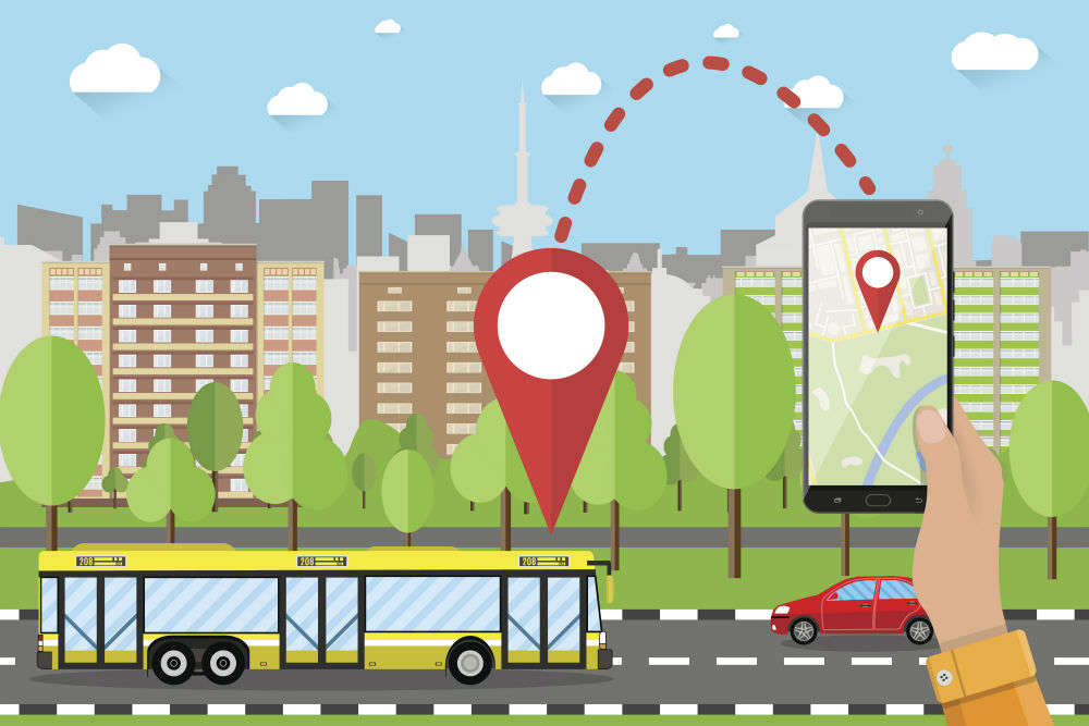 New mobile app to allow tourists to track tourist buses from Delhi