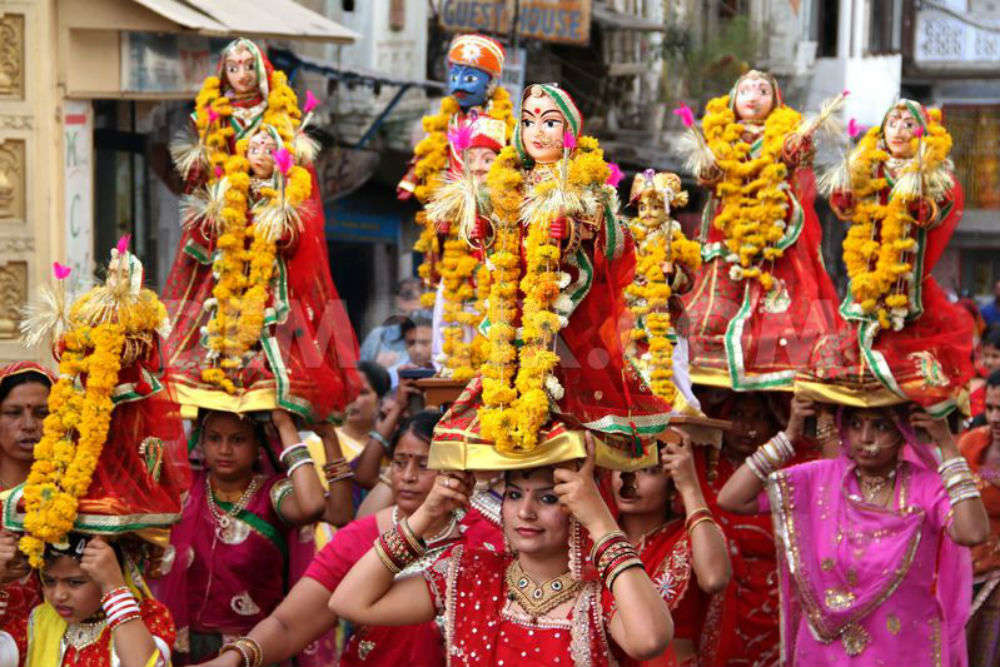 Gangaur festival and its significance