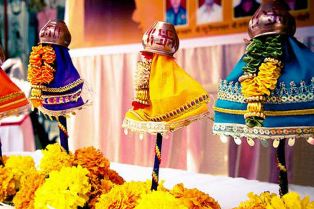 Gudi Padwa: celebrating Marathi New Year with flowers and colours