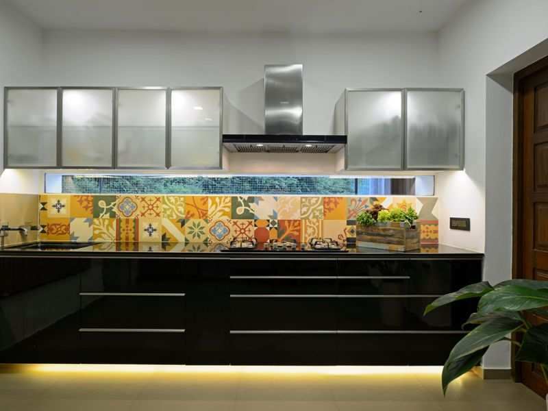 Urban Kitchen Ideas: Fresh Design Ideas From 20 Urban Indian Kitchens    Times Of India