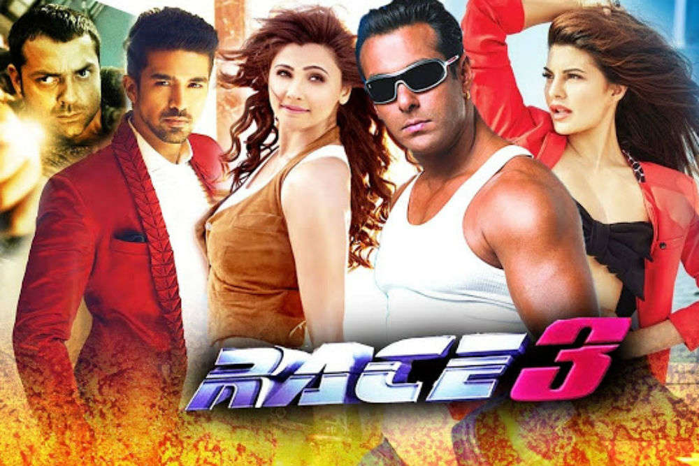 'Race 3' shooting locations will take you on a glorious journey of Bangkok, Pattaya and Abu Dhabi