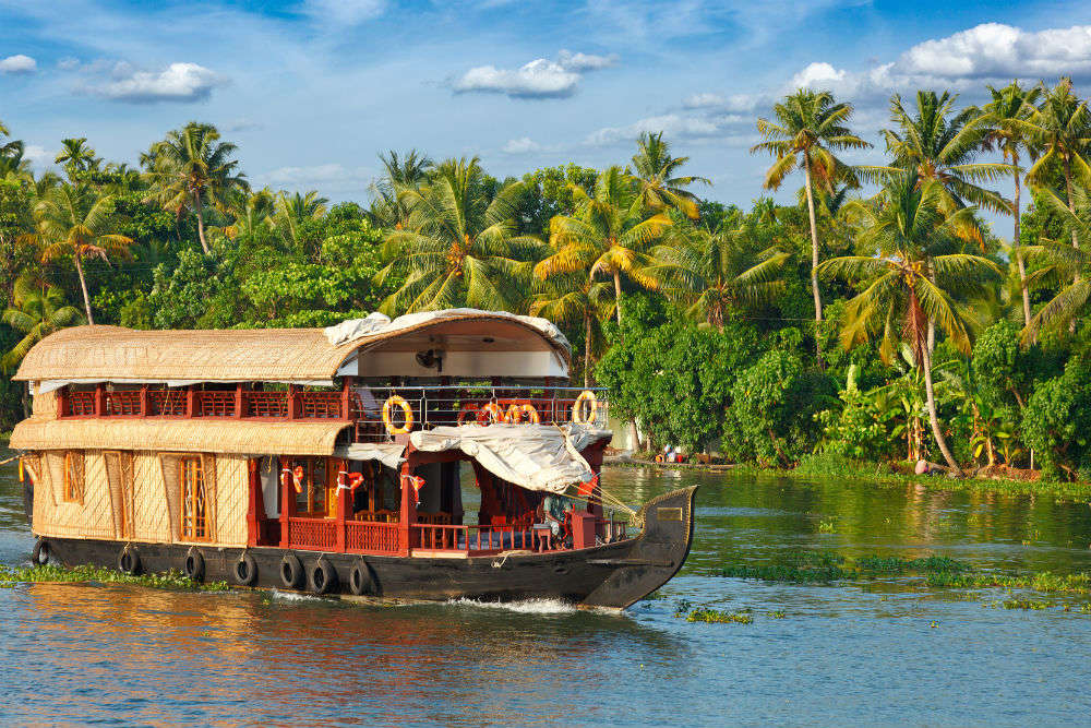 Kerala launches new tourism policy to target 100 percent foreign tourists