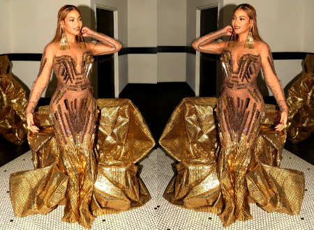 The Indian designers behind Beyonce's internet-breaking look - Times of India