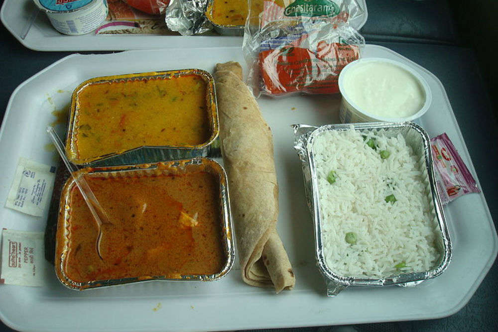 Indian Railways introduces the policy of mandatory food bills in trains in order to prevent overcharging