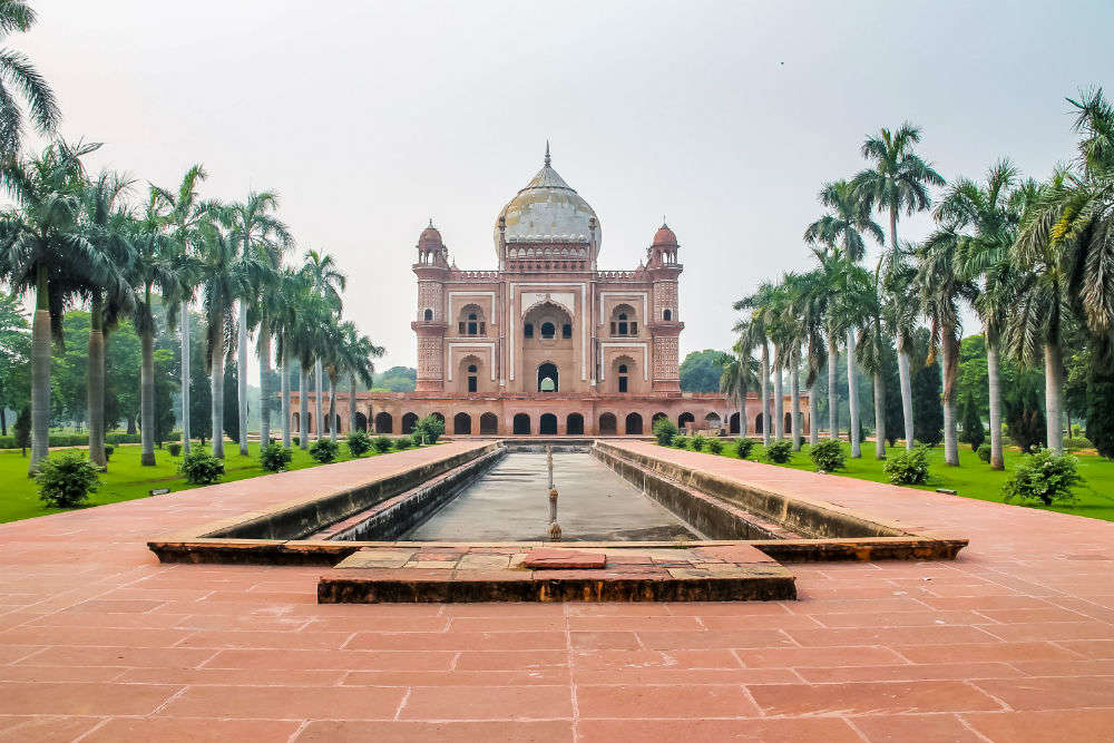 New Delhi features at 22nd position in the list of 'top destination for 2018'