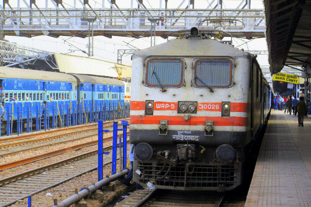 Jaipur-Agra Shatabdi to be discontinued by North Western Railways