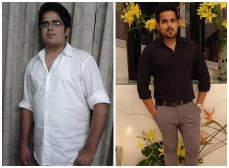 This Weight Loss Journey From Xxl To L Will Kill Your Mid Week Blues
