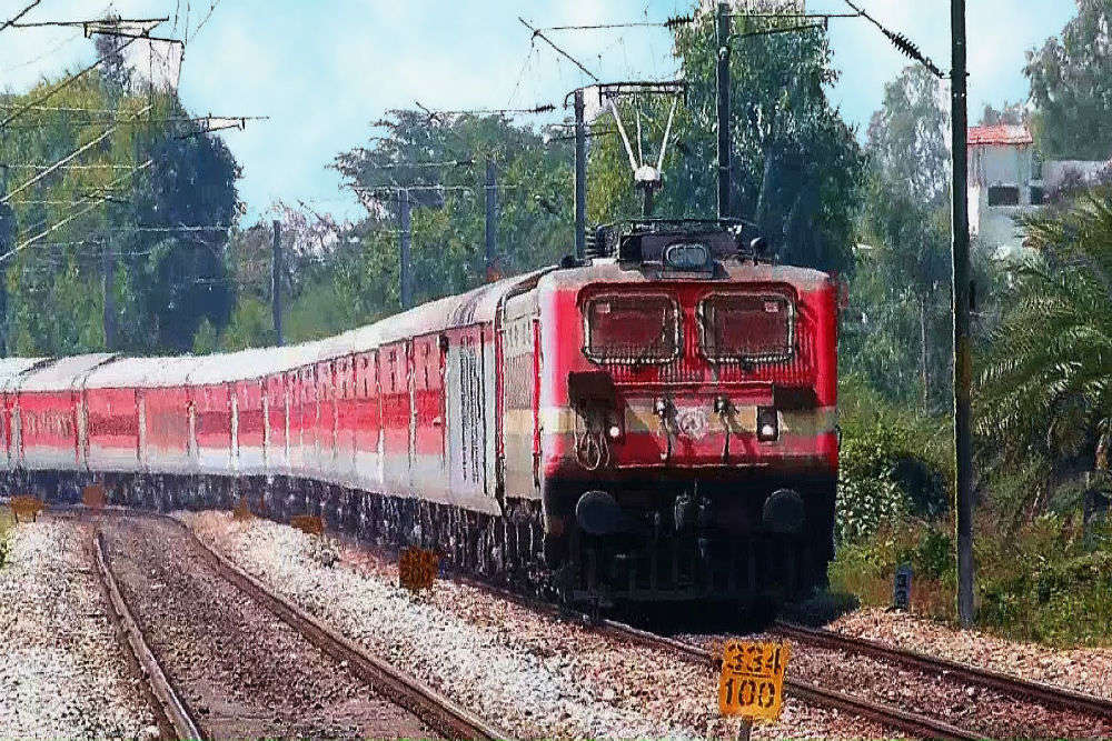 Railways to allow passengers in waiting list to travel in premier trains from April 1 at no extra cost