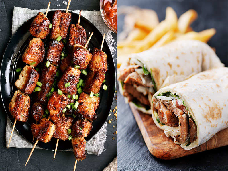 What S The Difference Between Kebab And Shawarma