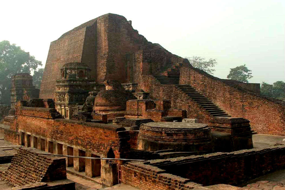 A pictorial walk through the glorious past of Bihar